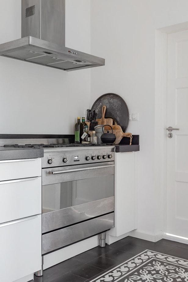 Keuken Vastgoedfotografie